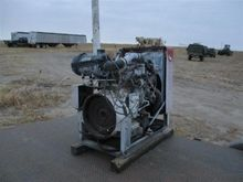 Isuzu 4 Cylinder Power Unit