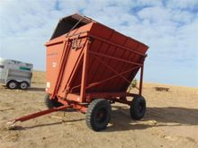 Richardton 700 Dump Wagon