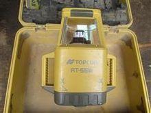 TopCon RT5SW Rotating Laser