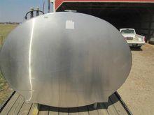 Mueller Model OH Bulk Milk Tank