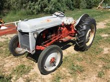 1951 Ford 8N 2WD Tractor with A