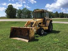 International 3500 Loader Backh