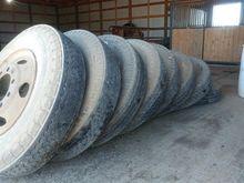 10-22 Semi Trailer Tires