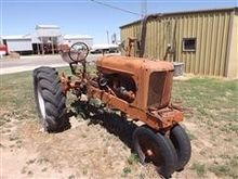 1939 Allis-Chalmers 45 2WD Anti