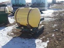 Poly Cal Plastics Spray Tank