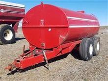Liquid Manure Tanker/Spreader