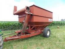 M & W 300CAC Little Red Wagon G