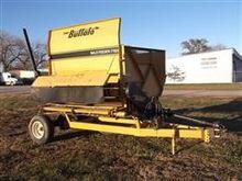 Buffalo 7700 Bale Processor/Fee