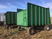 Used Gnuse Silage Fo
