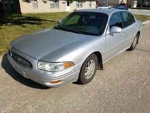 2003 Buick LaSabre Custom Car
