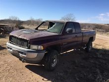 2001 Dodge Extended Cab Pick Up