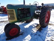 1966 Oliver 88 Row Crop Tractor