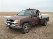 1994 Chevrolet 3500 4x4 Dually