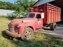 1952 Chevrolet Grain Truck