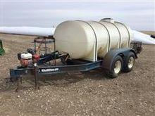 Schaben 1250 Gallon Tender Trai