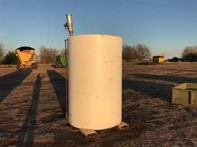 Used Bulk Oil Barrel
