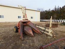 Gehl CB600 Forage Harvester