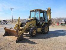 2004 Caterpillar 420D 4x4 Loade