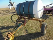 Used 300 Gallon Pull
