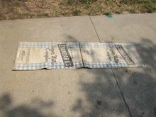 Laminated Textiles 50 LB Feed S
