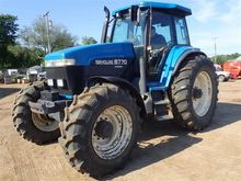 1995 Ford/New Holland 8770 MFWD