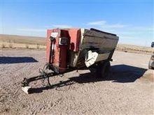 Bjm 2912T Feeder Mixer Wagon