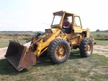 1969 Case W7G 4WD Wheel Loader
