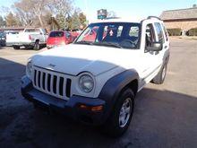 2002 Jeep Liberty Sport Utility