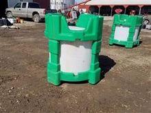 120 Gallon Poly Chemical Tank