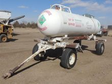 1000 Gallon Anhydrous Trailer