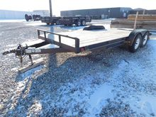 2006 Neal Mfg T/A Trailer with