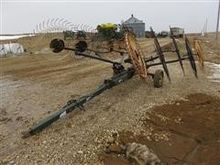Panorama 10 Wheel Hay Rake