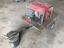 Honda EM-5000 SX Generator