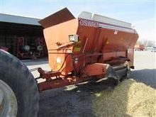 Oswalt 400 Feeder Wagon
