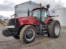 2008 Case IH MX245 MFWD Tractor