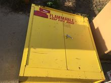 Flammable Item Storage Cabinet
