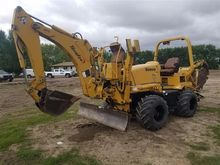 Vermeer RT850 4x4 Trencher with