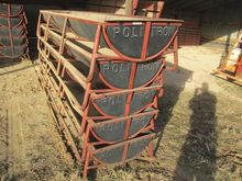 Polytron 11' Poly Bottom Bunks