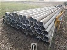 """8"""" x 30' Gated Irrigation Pipe"""