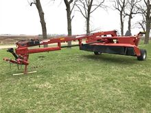 2007 Case IH DCX131SWT Swather
