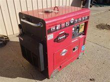 Tahoe PWR TP7000 LXH Generator
