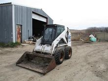 Used Bobcat 773 Skid