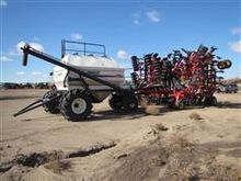 2007 Bourgault 5725-50 Coulter