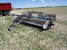 Heath 1082 Bean Windrower