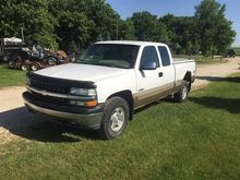 1999 Chevrolet 1500 4x4 Extende