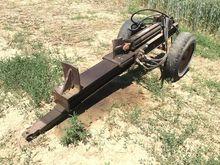 Shop Built Hydraulic Log Splitt