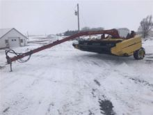 Used New Holland Windrower for sale  New Holland equipment