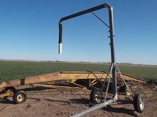 Irrigation Tower on Single Axle