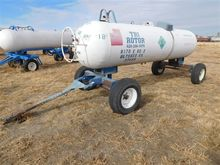 1977 Anhydrous Tank
