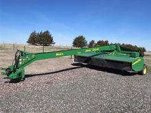 2012 John Deere 956 Swather